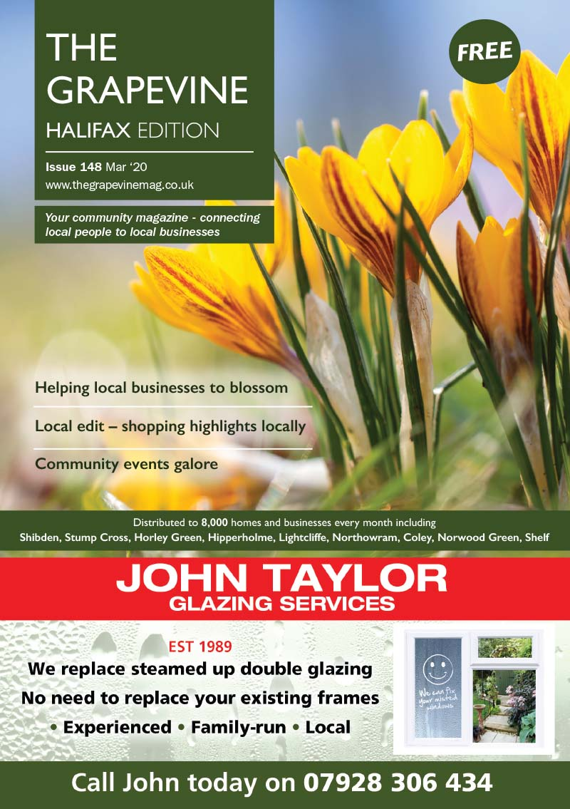 The Grapevine Magazine Halifax Issue 148 March 2020